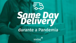 Same Day Delivery na Pandemia
